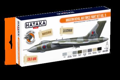 Modern Royal Air Force Paint Set vol. 5 - 1