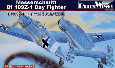 Messerschmitt BF 109Z-1 Day Fighter