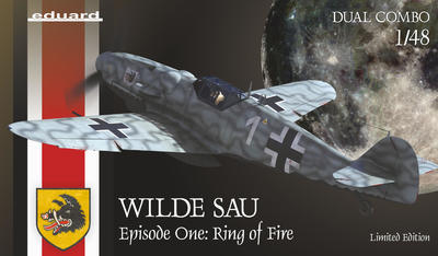 WILDE SAU Epizode One: RING of FIRE, Dual Combo, Limited Edition