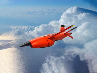 BQM-34? (Q-2C) Firebee, US Drone