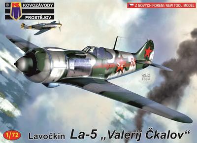 """La-5 """"Valerij Čkalov"""""""