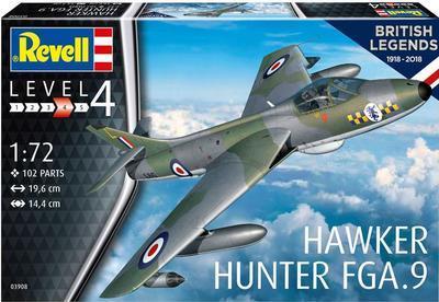Hawker Hunter FGA.9 - 1