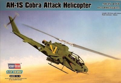 AH-1S Cobra Attack Helicopter