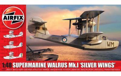"Supermarine Walrus Mk.I ""Silver Wings"" - 1"
