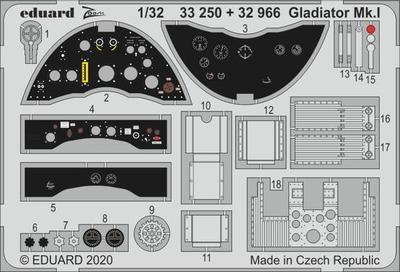 Gladiator Mk. I  1/32