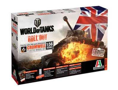 Cromwell Tank WOT