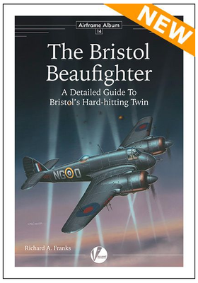 The Bristol Beaufighter – A Detailed Guide To Bristol's Hard-hitting Twin  - 1
