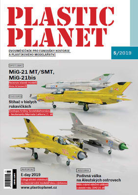 Plastic Planet 2019/5 - časopis