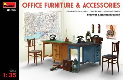 Office Furniture & Accessories - 1