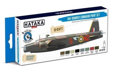 RAF Bobber Command Paint Set, sada barev