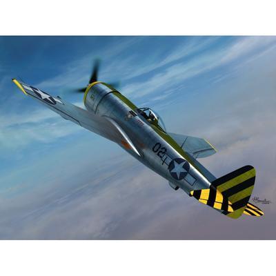 P-47N Thunderbolt 2 in 1 - 1