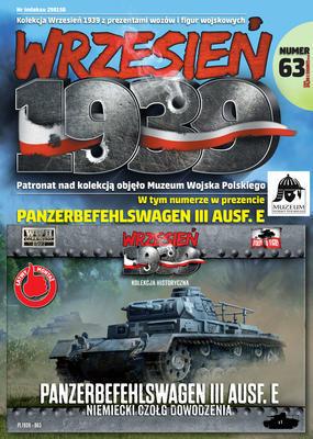 Panzerbefehlswagen III Ausf. E - 1