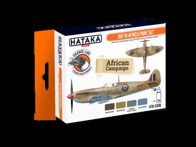 RAF in Africa Paint Set, sada barev - 1