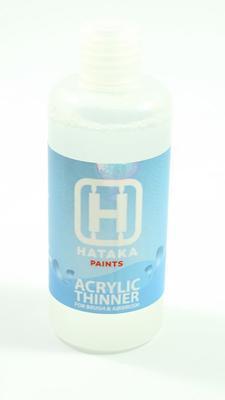 Acrylic Thinner - ředidlo na barvy airbrush/štětec 100 ml.