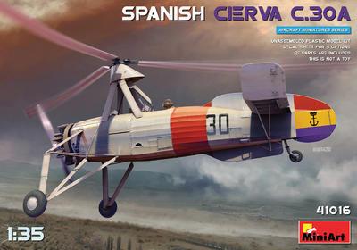 SPANISH CIERVA C.30A - 1