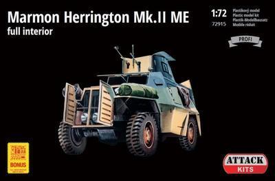Marmon Herrington Mk.II ME full interior - 1
