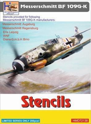 Messerschmitt BF 109 G-K - 1