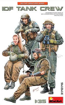 IDF TANK CREW - 1