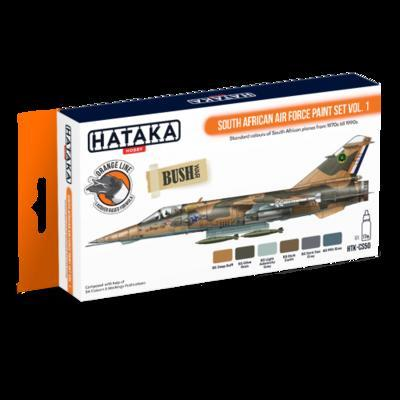 South African Air Force Paint set, sada barev - 1