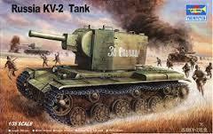 KV-2 Tank