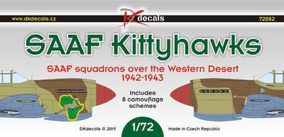 SAAF Kittyhawks - 1