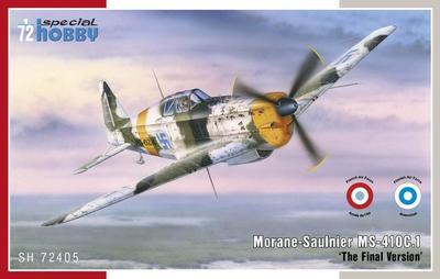 "Morane-Saulnier MS-410C.1 ""The final Version"" - 1"