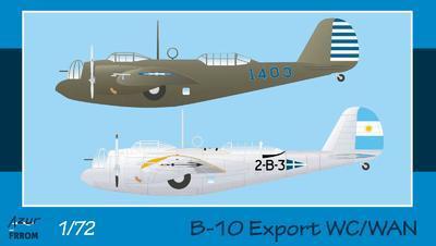 B-10 Export  WC/WAN - 1