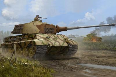 PzKpfw.VI Sd. Kfz 182 Tiger II (Henschel July - 1945 production) - 1