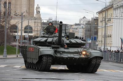 T-72B3 MBT Mod. 2016 - 1