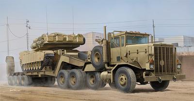 M-911 C-HET w/M7 47 Heavy Eqipments Semi-Trailer - 1