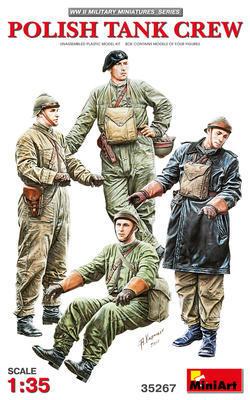 Polish Tank Crew - 1