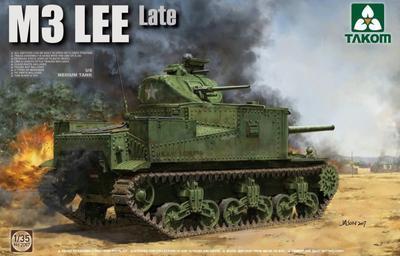 M3 LEE Late US Medium tank
