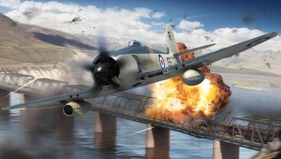 Hawker Sea Fury FB.11 - 1