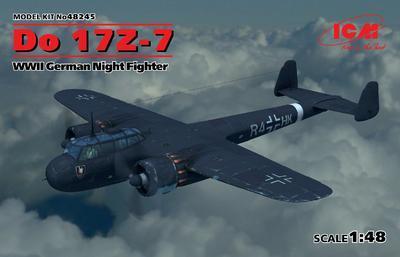 Do-17Z-7 WWII Night Fighter