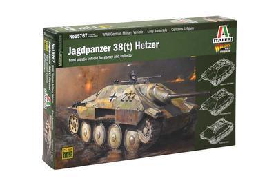Jagdpanzer 38(t) Hetzer 1:56