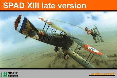 Spad XIII late verison