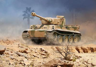 PzKpfw VI Ausf. H Tiger - 1