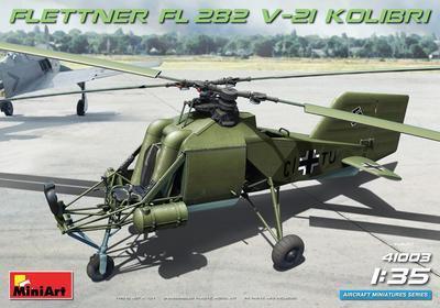 Flettner FL 282 V-21 Kolibri