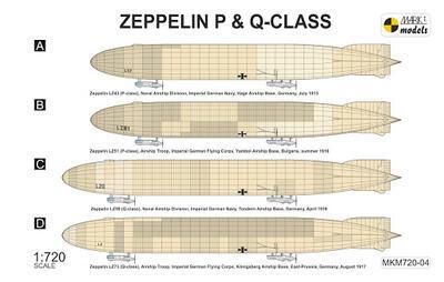 ZEPPELIN P & Q-CLASS - 2