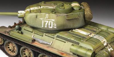 Soviet medium tank T-34/85 Mod.1944 - 2