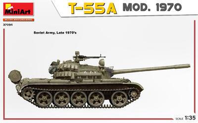 T-55A MOD. 1970 INTERIOR KIT - 2