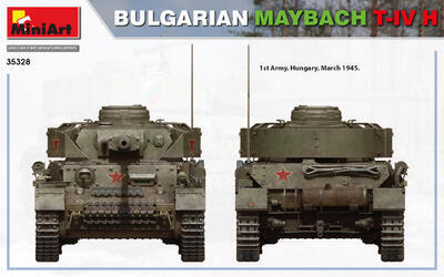 BULGARIAN MAYBACH T-IV H - 2