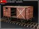 RUSSIAN IMPERIAL RAILWAY COVERED WAGON - 2/4