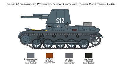 Panzerjäger I - 2