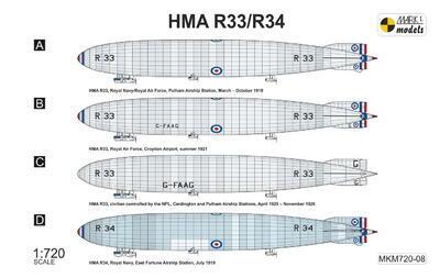 HMA R33/R34 - 2