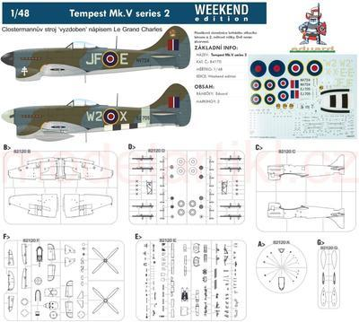 Tempest Mk. V Series 2 Weekend Edition - 2