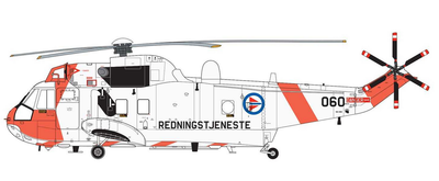 Westland Sea King HAR.3/Mk.43 - 2