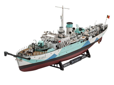 HMS BUTTERCUP Flower Class Corvete - 2