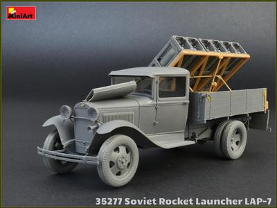 LAP - 7 Soviet Rocket Launcher - 2