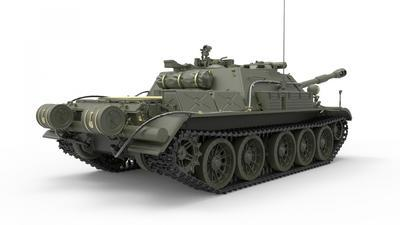 SU-122-54 Early Type - 2